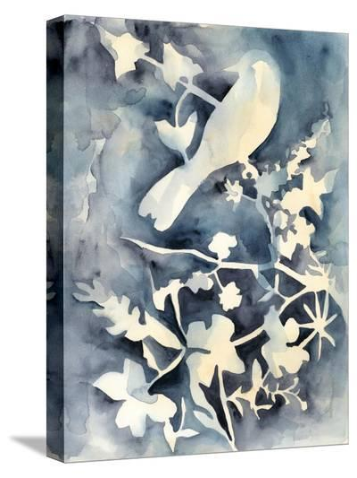Hedgerow II-Chariklia Zarris-Stretched Canvas Print