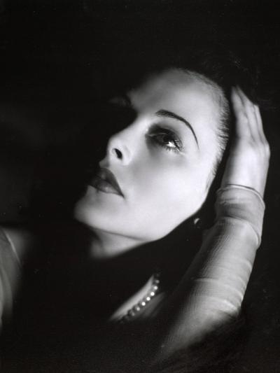 Hedy Lamarr, 1941--Photographic Print