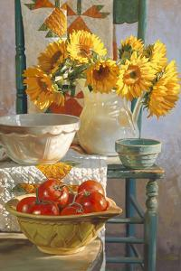 Sunflowers & Tomatoes by Heide Presse