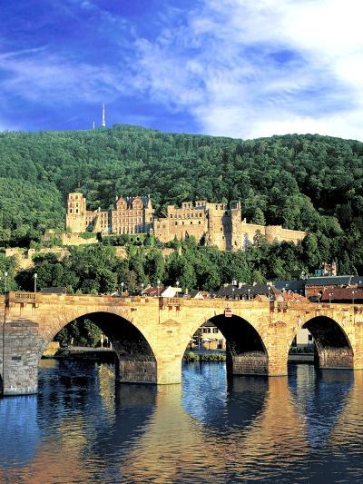 Heidelberg Castle, Heidelberg, Germany-Miva Stock-Photographic Print