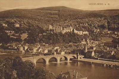 Heidelberg, Germany--Photographic Print