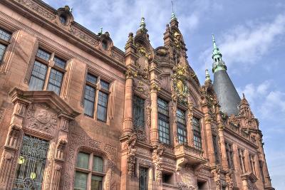Heidelberg University, Germany-Jan Kranendonk-Photographic Print