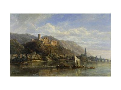 Heidelberg-Pierre Justin Ouvrie-Giclee Print