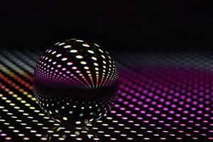 Multicolor Dots by Heidi Westum
