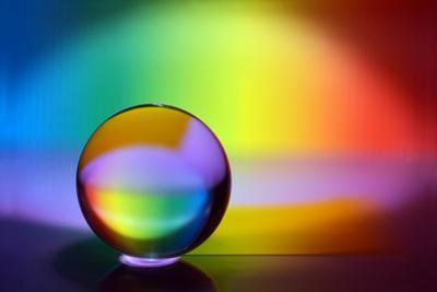 Rainbow Sphere by Heidi Westum
