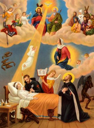 Heilige Camillus von Lelis