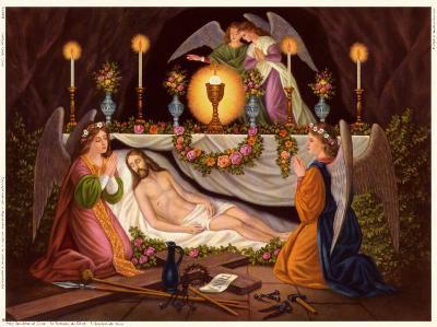 Heilige Grab Christi--Art Print