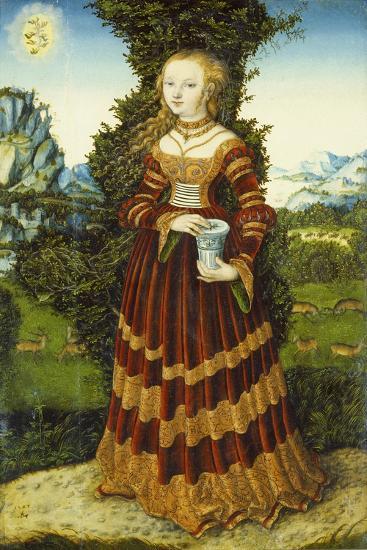 Heilige Maria Magdalena--Giclee Print