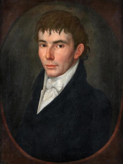 Heinrich Von Kleist (1777-1811), Ca. 1810--Giclee Print