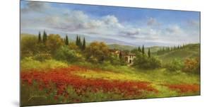 Tuscany Beauty I by Heinz Scholnhammer