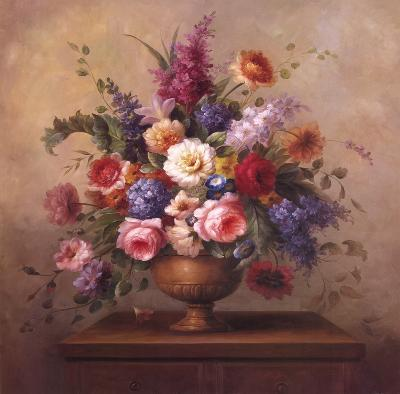 Heirloom Bouquet II-Ralph Steiner-Art Print