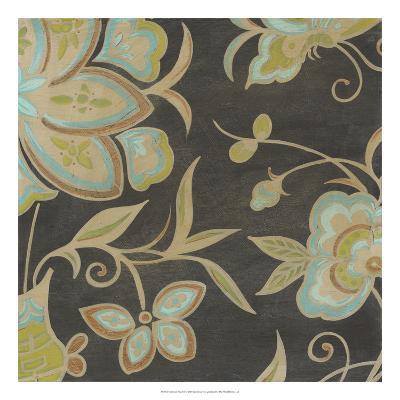 Heirloom Floral II-Erica J^ Vess-Art Print