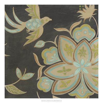 Heirloom Floral III-Erica J^ Vess-Art Print