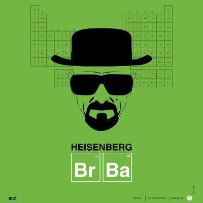 Heisenberg Poster-NaxArt-Art Print