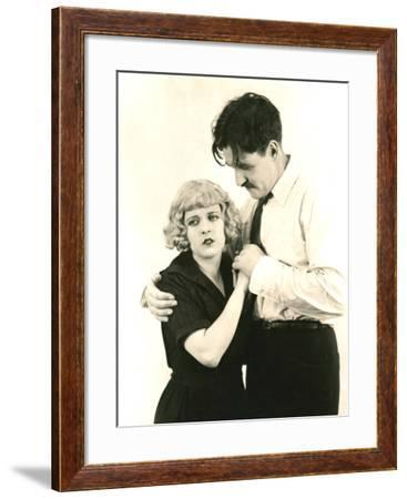 Held Against Her Will--Framed Photo
