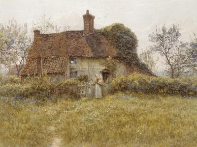 A Cottage at Pinner, Middlesex