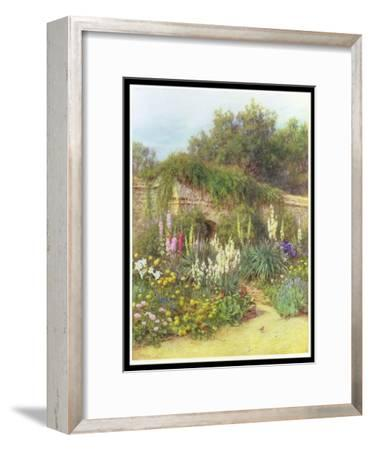 In Munstead Wood Garden, Gertrude Jekyll's Garden, Godalming, Surrey