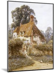 Near Witley, Surrey by Helen Allingham