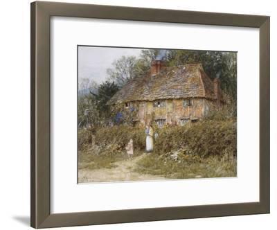 Old Surrey Cottage