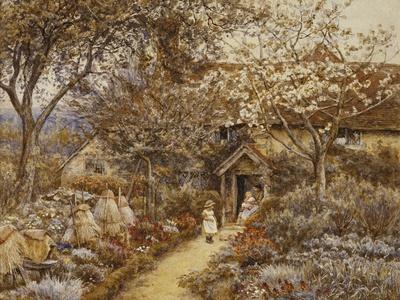 Springtime, 1883