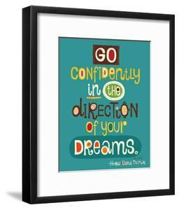 Go Confidently by Helen Dardik
