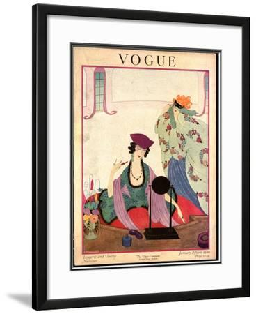 Vogue Cover - January 1920