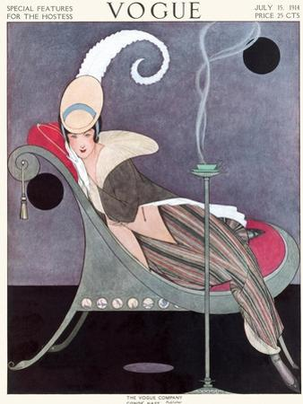Vogue Cover - July 1914