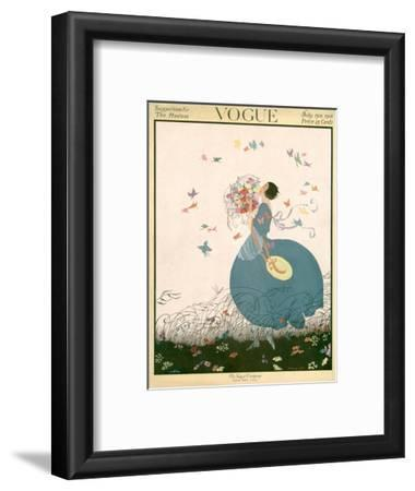 Vogue Cover - July 1916