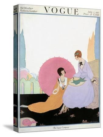 Vogue Cover - July 1917