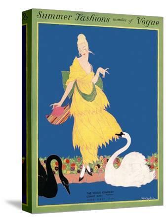 Vogue Cover - June 1914