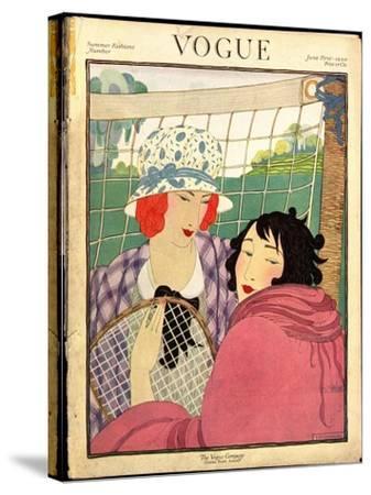Vogue Cover - June 1920