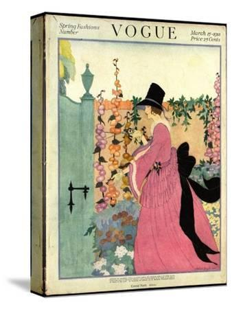 Vogue Cover - March 1918