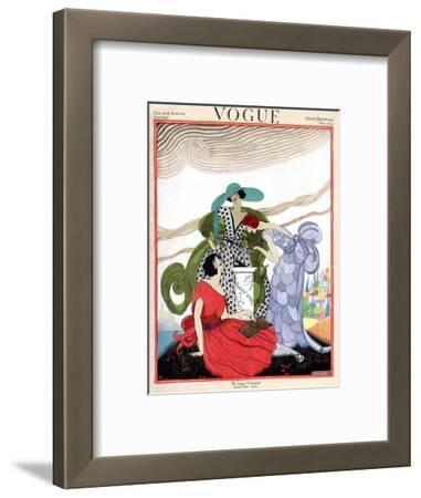 Vogue Cover - March 1921