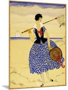 Vogue - July 1921 by Helen Dryden