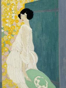 Vogue - May 1920 by Helen Dryden