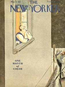 The New Yorker Cover - May 9, 1931 by Helen E. Hokinson
