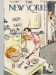"""""""It's the kind of bag you can dive into."""" - New Yorker Cartoon-Helen E. Hokinson-Premium Giclee Print"""