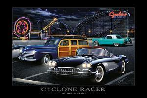 Cyclone Racer by Helen Flint