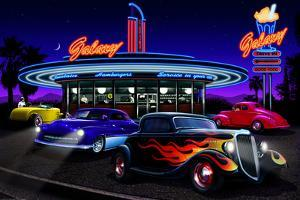 Galaxy Diner by Helen Flint