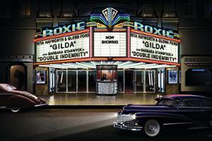 Roxie Picture Show by Helen Flint