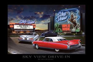 Sky View Drive-In by Helen Flint