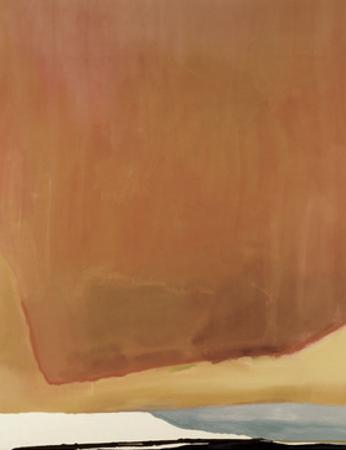 Sunset Corner, 1969 by Helen Frankenthaler