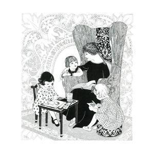 Puzzle Find St. Valentine - Child Life by Helen Hudson