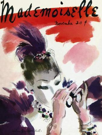 Mademoiselle Cover - November 1935