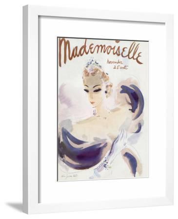 Mademoiselle Cover - November 1936