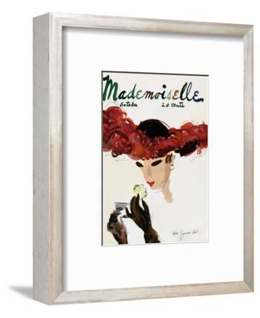 Mademoiselle Cover - October 1935