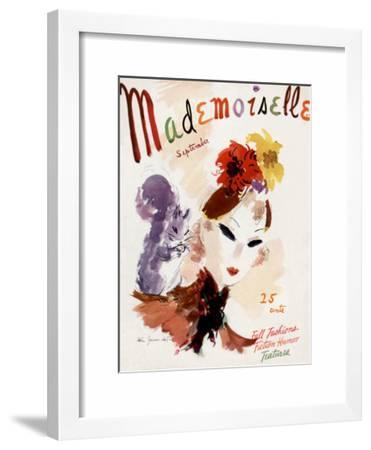 Mademoiselle Cover - September 1936