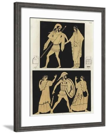 Helen of Troy--Framed Giclee Print