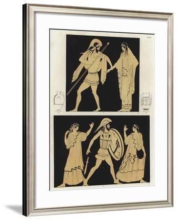 Helen of Troy--Framed Giclee Print