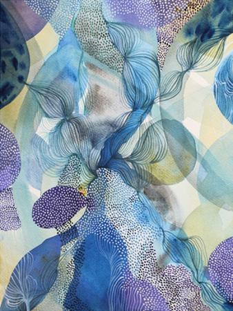 Water Series Whirl by Helen Wells